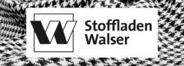 Logo Stoffladen Walser