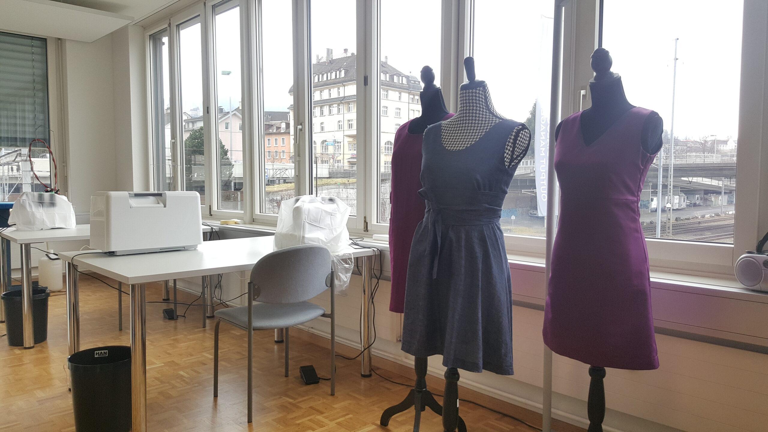 Nähen Kurse Modefachschule