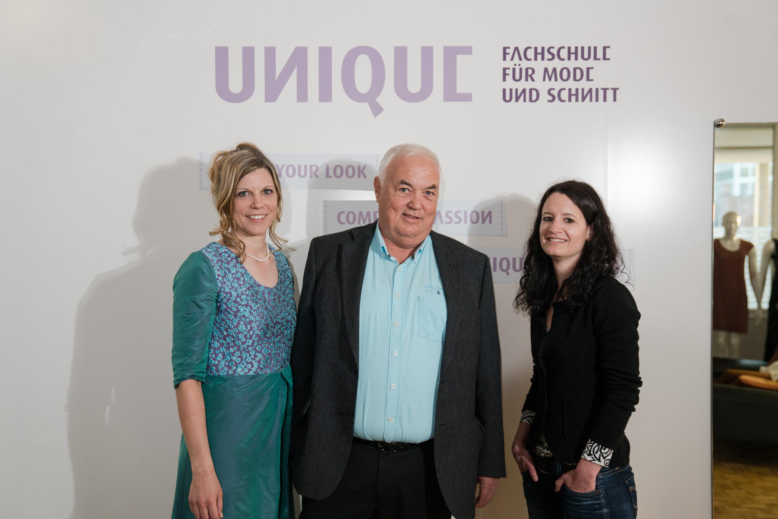 Eröffnungsfeier UNIQUE Fachschule