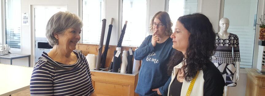 Jersey Kurs – eine Wundertüte! Feedback einer Kursteilnehmerin
