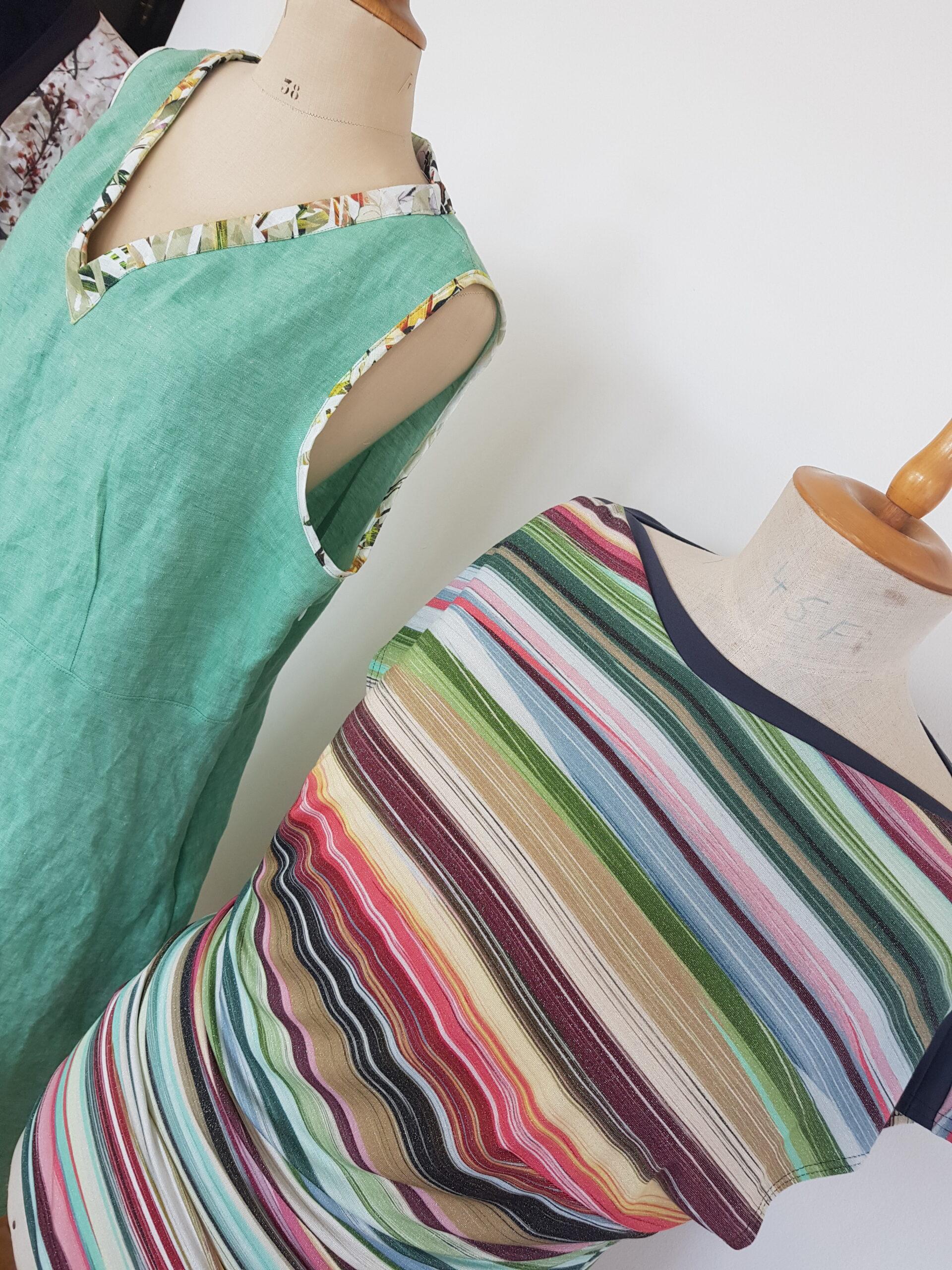 Kleider nähen - Modefachschule UNIQUE
