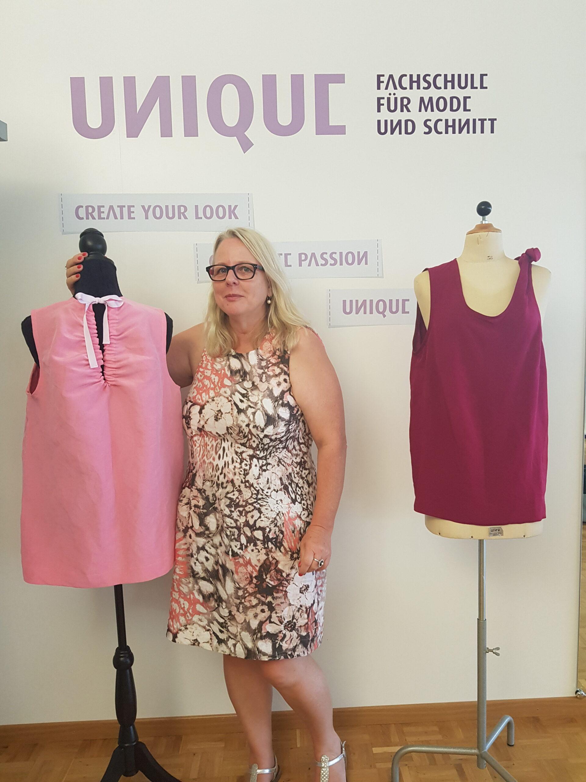 Modezeichnen Kurs - UNIQUE